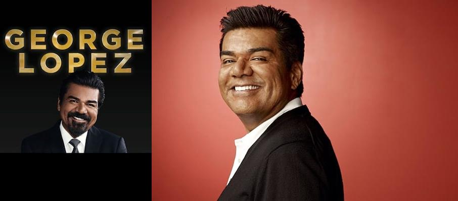 George Lopez at Mountain Winery