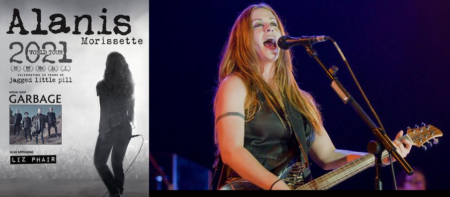 Alanis Morissette at Mountain Winery