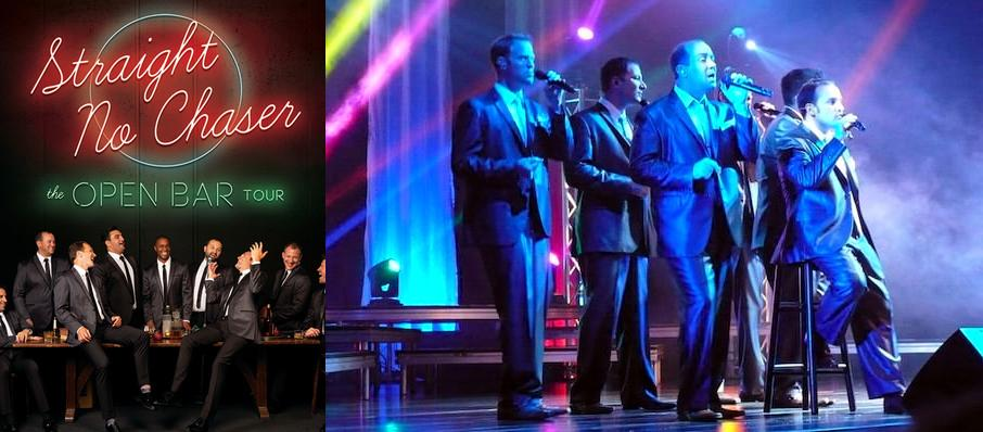 Straight No Chaser at Mountain Winery