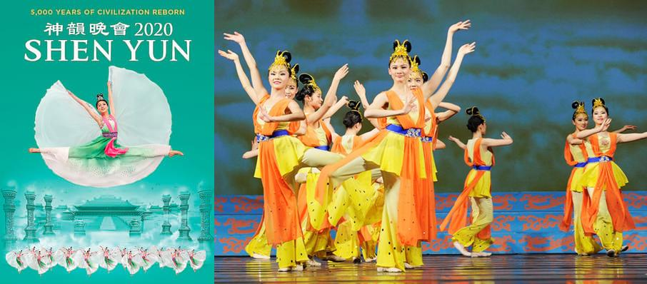 Shen Yun Performing Arts at San Jose Center for Performing Arts