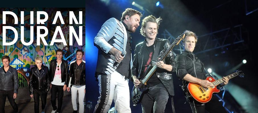 Duran Duran at Mountain Winery