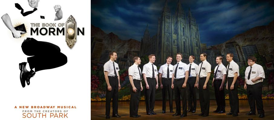 The Book of Mormon at San Jose Center for Performing Arts