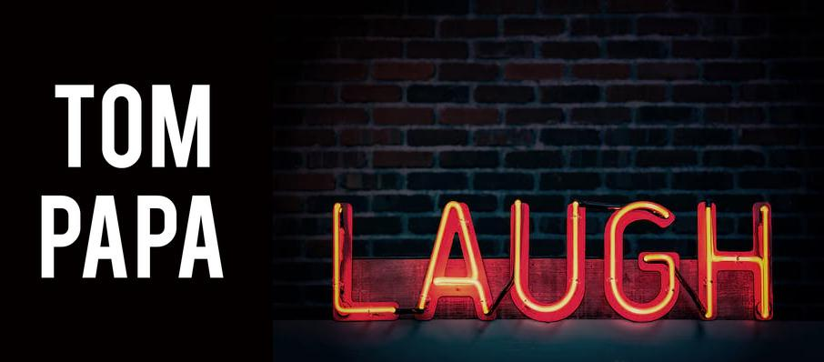 Tom Papa at Carriage House Theatre
