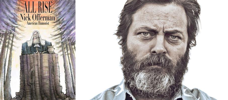 Nick Offerman at Mountain Winery