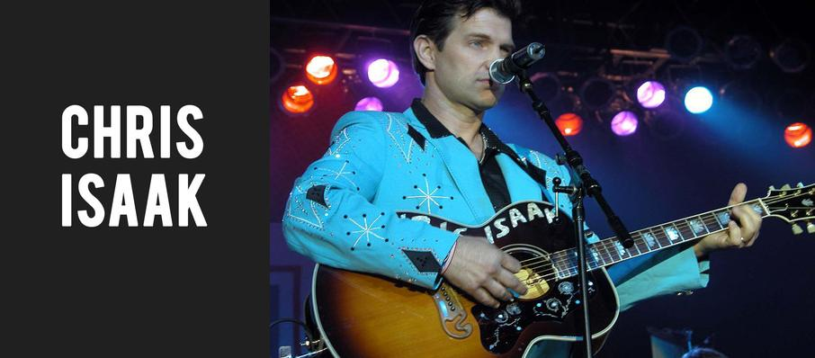 Chris Isaak at Mountain Winery