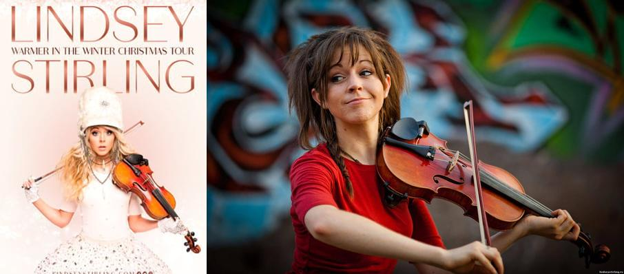 Lindsey Stirling at City National Civic