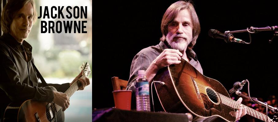 Jackson Browne at San Jose Civic Auditorium