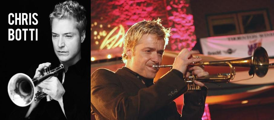 Chris Botti at Lilian Fontaine Garden Theater