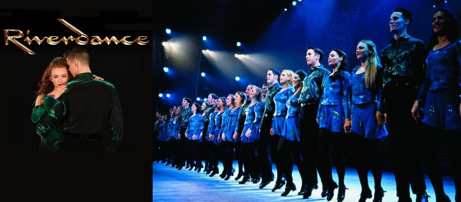 Riverdance at San Jose Center for Performing Arts