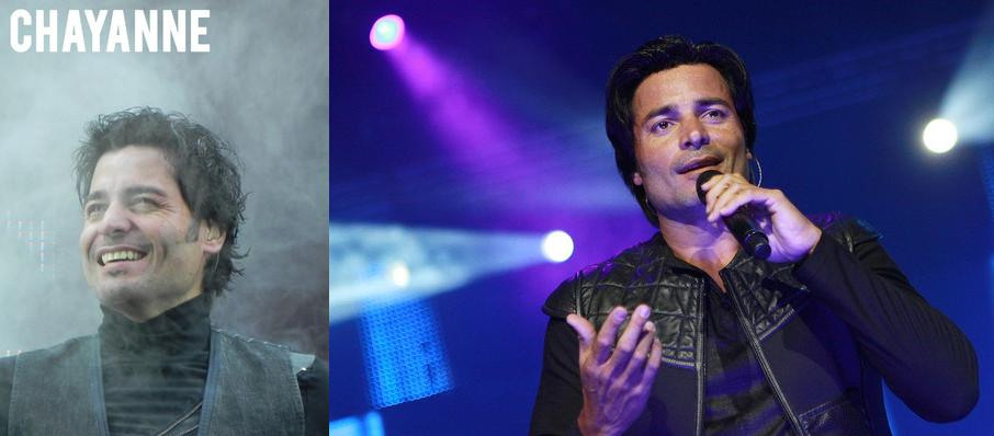 Chayanne at SAP Center