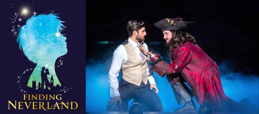 Finding Neverland at San Jose Center for Performing Arts