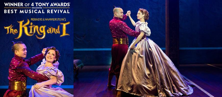 Rodgers & Hammerstein's The King and I at San Jose Center for Performing Arts
