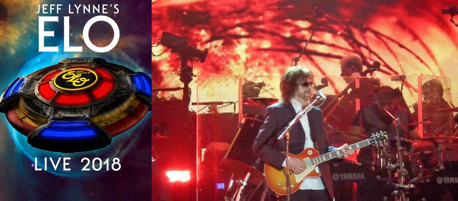 Jeff Lynne's Electric Light Orchestra at SAP Center