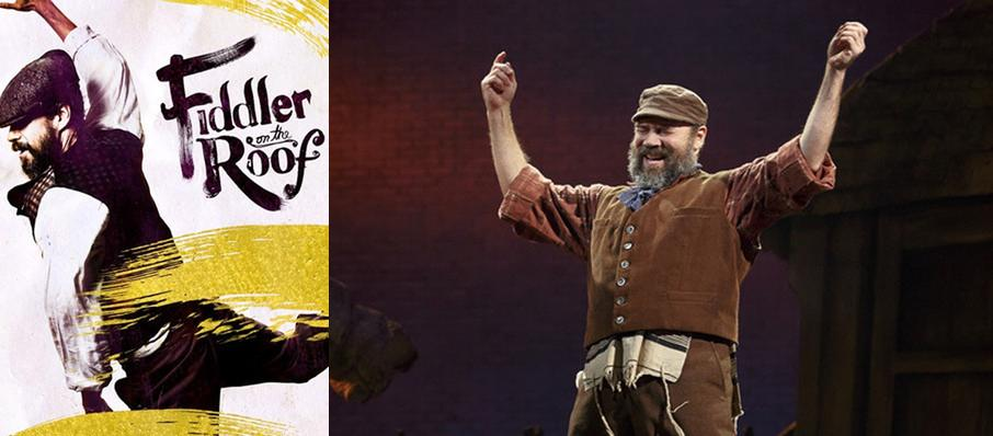 Fiddler on the Roof at San Jose Center for Performing Arts