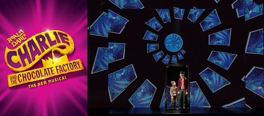 Charlie and the Chocolate Factory at San Jose Center for Performing Arts