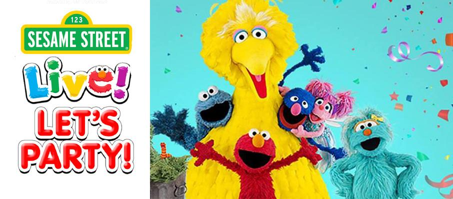 Sesame Street Live - Let's Party at City National Civic