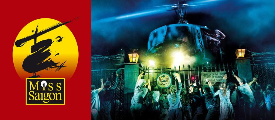 Miss Saigon at San Jose Center for Performing Arts