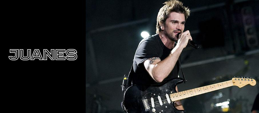 Juanes at San Jose Civic Auditorium
