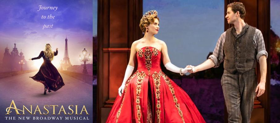 Anastasia at San Jose Center for Performing Arts