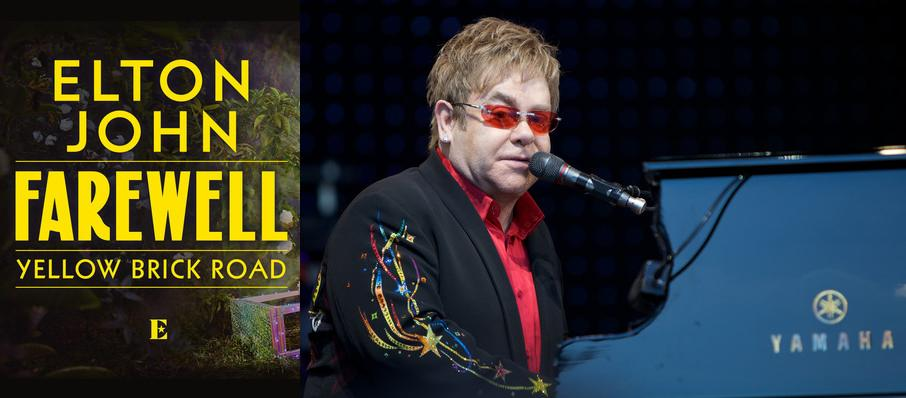 Elton John at SAP Center