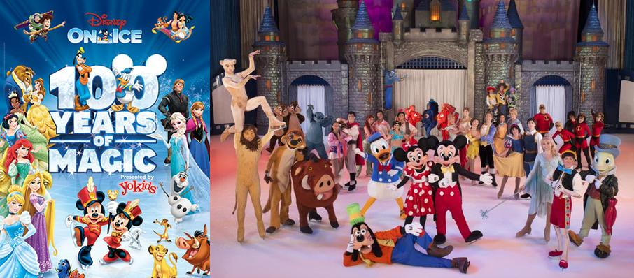Disney on Ice: 100 Years of Magic at SAP Center