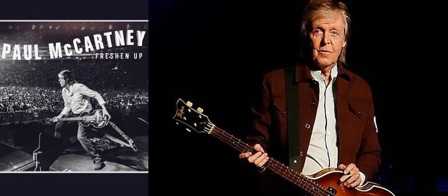 Paul McCartney at SAP Center
