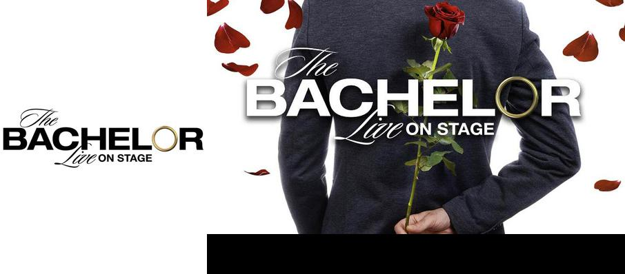 The Bachelor Live On Stage at San Jose Center for Performing Arts