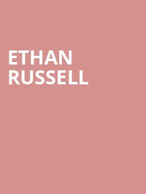 Ethan Russell at Carriage House Theatre