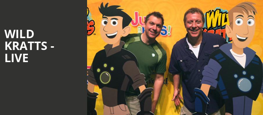 Wild Kratts Live, San Jose Center for Performing Arts, San Jose