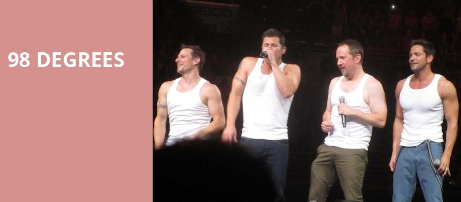 98 Degrees, San Jose Civic Auditorium, San Jose
