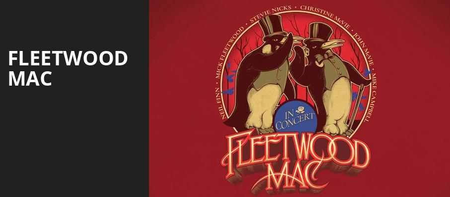 Fleetwood Mac, SAP Center, San Jose