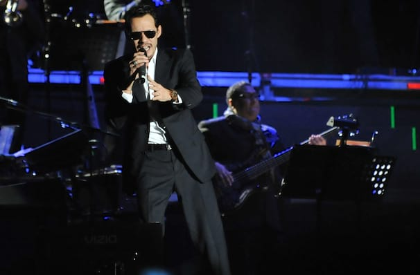 Dates announced for Marc Anthony